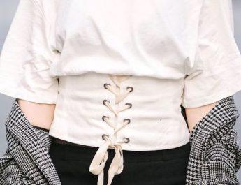 corset fashion - NewzNext
