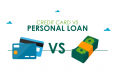 Personal Loan vs. Credit Card - NewzNext