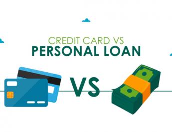 Personal Loan vs. Credit Card - NewzNext