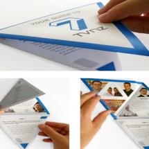 Brochure Design Ideas - NewzNext.com